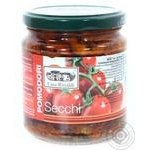 Vegetables tomato Casa rinaldi tomato in olive oil 270g glass jar