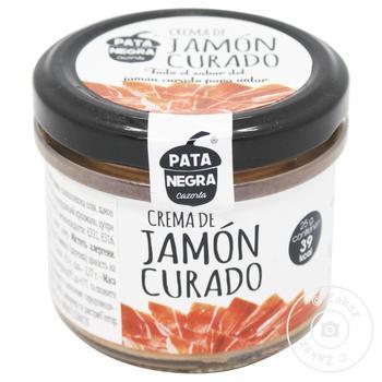 Паштет Pata Negra Jamon Curado 110г - купить, цены на Novus - фото 1