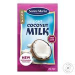Молоко Санта Мария Лайт кокосовое 250мл