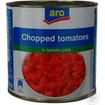 Aro Canned Cut Tomato