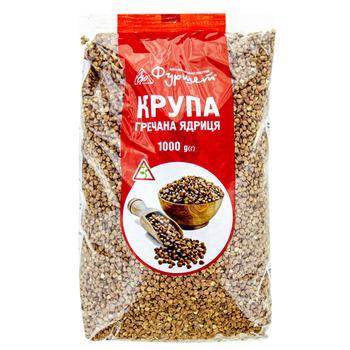 Buckwheat Furshet 1kg - buy, prices for Furshet - image 1