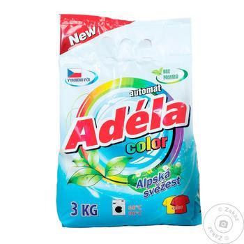 Стиральный порошок Adela Color 3кг - купить, цены на Таврия В - фото 1