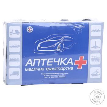 Аптечка медицинская Ecokraft Транспортная первой помощи - купить, цены на Ашан - фото 2