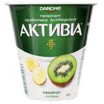 Бифидойогурт Activia Киви-банан 2,5% 260г
