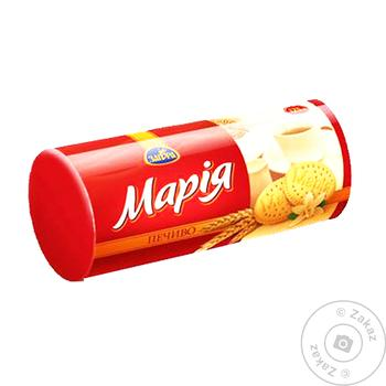 Cookies Lagoda Maria protracted 175g packaged - buy, prices for CityMarket - photo 1