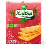 Хлібці Galleti житні 100г