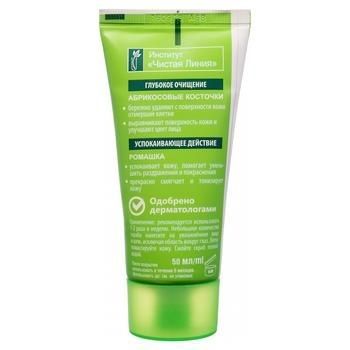 Pure line Apricot Bone Clearing Face Scrub 50ml - buy, prices for Furshet - image 3