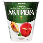 Біфідойогурт Activia Персик 2,5% 260г