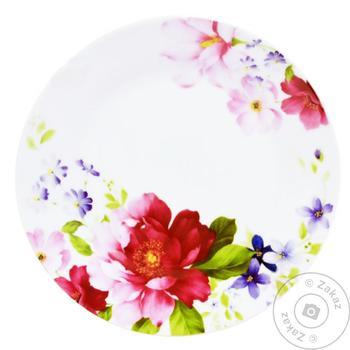 Тарелка Keramia Шиповник 19см - купить, цены на Таврия В - фото 1