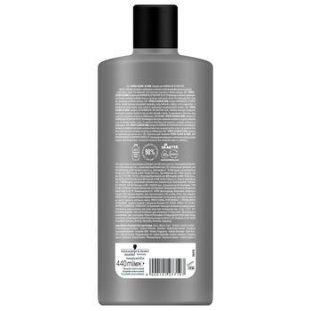 Шампунь SYOSS MEN CLEAN&COOL с Ментолом для нормальных и жирных волос 440мл - купить, цены на ЕКО Маркет - фото 3