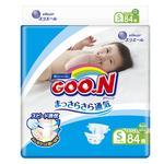 Подгузники Goo.N для детей 4-8кг S 84шт