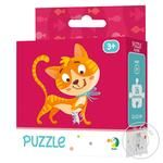 DoDo Puzzle Kitten 16 elements - buy, prices for MegaMarket - image 1