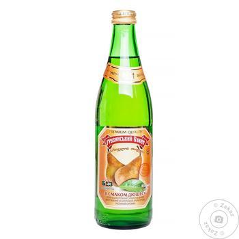 Напиток газированный Грузинский Букет Дюшес 0.5л