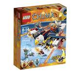 Конструктор Лего Чіма Вогняний перехоплювач Еріс для дітей від 8 до 14 років 330 деталей
