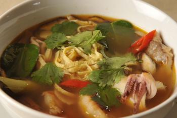 Суп із кальмарів