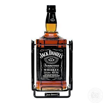 Jack Daniel's №7 Whiskey 40% 3l
