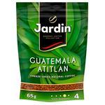 Кофе Jardin Guatemala Atitlan растворимый сублимированный 75г