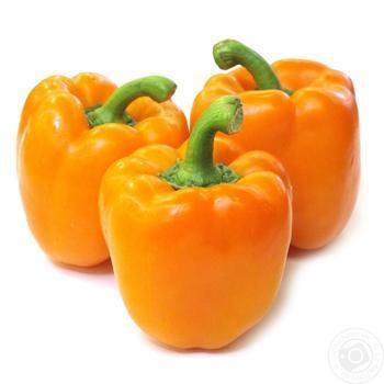 Перец оранжевый кг