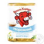 Сыр Веселая Коровка Творожный плавленный 50% 90г