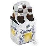 Hoegaarden White Beer 4*0,33l glass