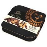 Печенье Henry Lambertz Best Selection с черным, молочным и белым шоколадом 500г