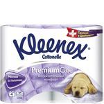 Kleenex Cottonelle Premium Care Toilet Paper 4pcs