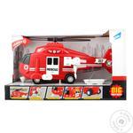 Іграшка Big Motors Рятувальний вертоліт