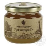 Honey from motley grass 400g