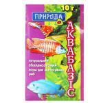 Корм Природа aквабазис для рыб 10г