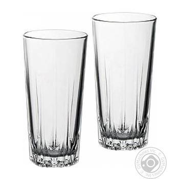 Набор стаканов Pasabahce Karat 330мл 6шт