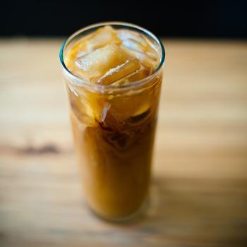 Крижана кава по-грецьки