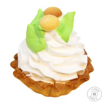 Пирожное Корзиночка 60г - купить, цены на Восторг - фото 1