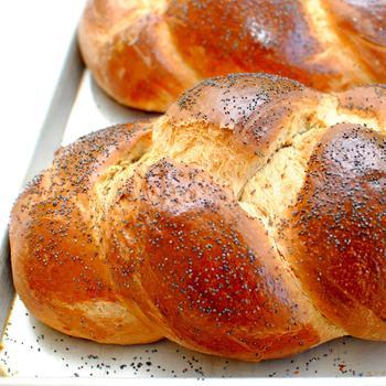 Яичный хлеб хала