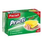 Губки Paclan Practi Profi кухонні 2шт