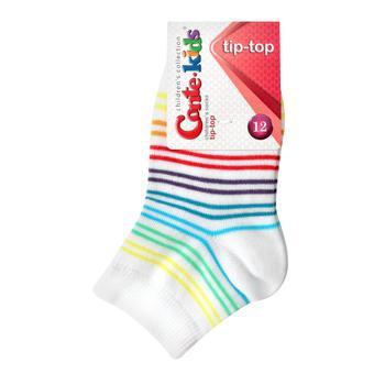 Носки Conte-kids Tip-Top детские хлопковые белые 12р