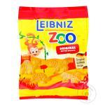 Печенье Leibniz Zoo масляное 100г