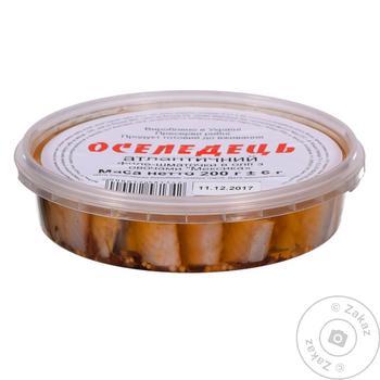 Fish herring Meksika with vegetables preserves 200g - buy, prices for Tavria V - image 1