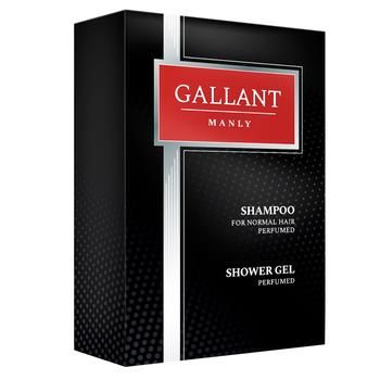 Liora Galant Gift Set Shampoo for Normal Hair 250ml + Shower Gel 250ml
