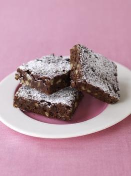 Шоколадный пирог без муки