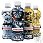 Morshynska toy bottle non-carbonated water 330ml