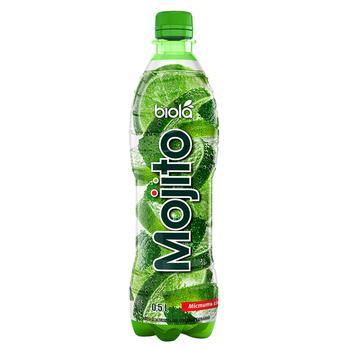 Biola Mojito Soft Drink Medium-carbonated 0.5l - buy, prices for CityMarket - photo 2
