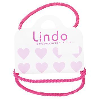 Резинка Lindo LN-833 д/волосся дитяча - купить, цены на СитиМаркет - фото 1