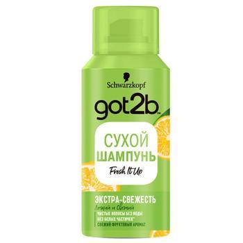 Shampoo Got2b Mini dry for hair 100ml - buy, prices for Novus - image 1