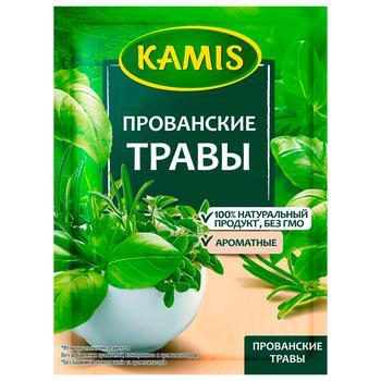 Приправа Камис Прованские травы 10г - купить, цены на Ашан - фото 1