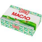 Масло Злагода сладкосливочное 72.7% 180г Украина