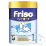 Mix milk Friso Gold dry for children from birth 400g can