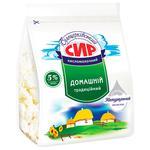 Bilocerkivskiy cottage cheese 5% 350g
