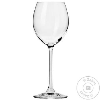 Krosno Lifestyle Venezia set of glasses for wine 6 pieces 250ml - buy, prices for MegaMarket - image 2