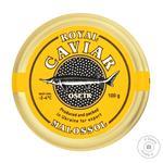 Ікра осетерова Caviar Malossol чорна 100г