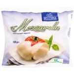 Сыр Casa Deliziosa Моцарелла 45% 125г - купить, цены на Метро - фото 1